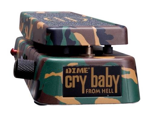 Dimebag Signature Wah