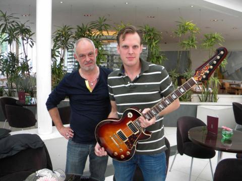 18 d cembre 2010 philippe dubreuille guitare village for Guitar domont