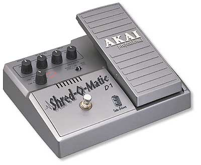 Akaï Shred-O-Matic