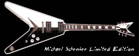 Dean Michael Shenker Limited Edition (source Dean)