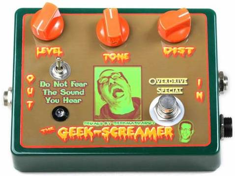 Geek Screamer