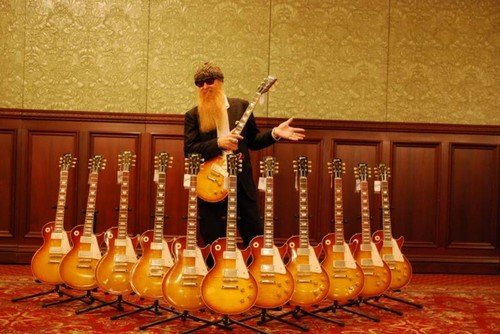 Billy Gibbons et les Pearly Gates
