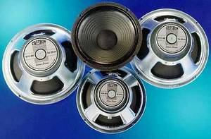 Celestion Silver Series