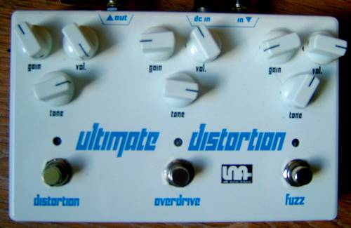 Ultimate Distortion