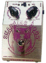 Snarling Dogs Fuzz Buzz