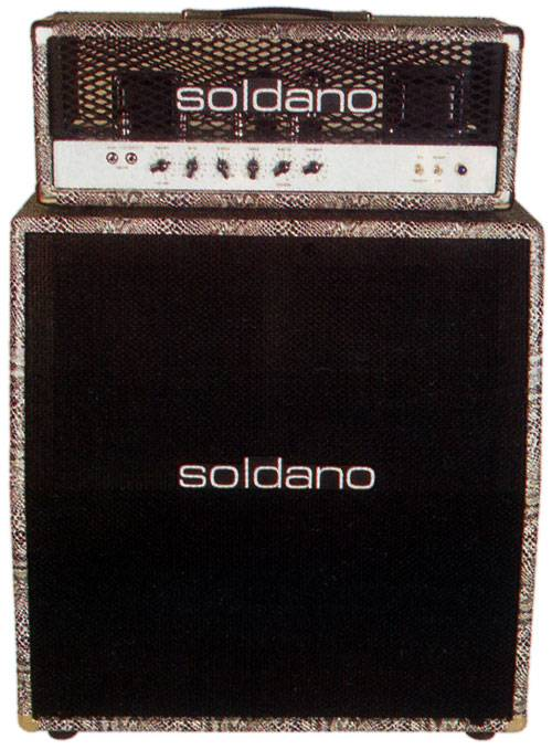 Soldano Hot Rod Custom 50