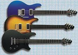 Status Graphite Guitars