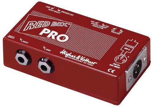 Hughes & Kettner Red Box