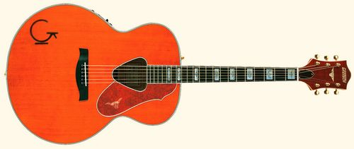 G6022E Rancher Jumbo Acoustic/Electric