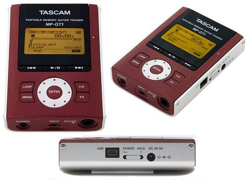 Tascam MP-GT1